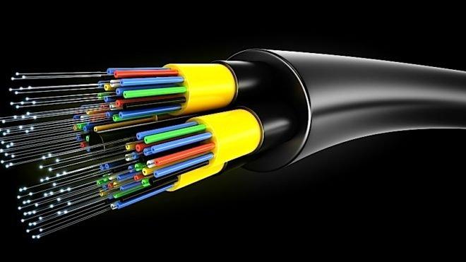 Виды оптоволоконного кабеля для передачи данных через интернет